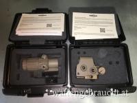 Eotech EXPS3 2-0 NV und Eotech G33 Flat Dark Earht