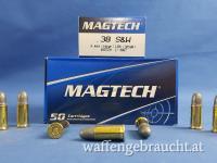 Magtech .38 S&W Blei-Rundkopf 9,5g/146grs.