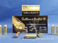Sellier & Bellot 10mm Auto Vollmantel 11,7g/180grs.