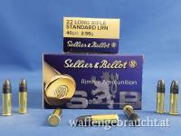 Sellier & Bellot .22lfB SB Standard 2,56g/40grs.