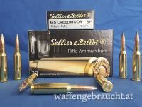 Sellier & Bellot 6,5 Creedmoor  8,5g/131grs SP