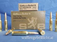Sellier&Bellot 6,5 Creedmoor FMJ 9,1g/140grs