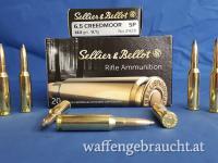 Sellier&Bellot 6,5 Creedmoor 140grs 9,1g SP