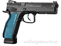 CZ 75 Shadow2 Blue