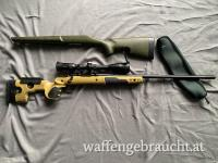 Remington 700 XCR Tactical in .223