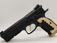 ***NEU*** SA/DA Flat Trigger für CZ Pistolen vom Eemann Tech!