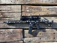 Schmeisser AR 15 5MFL Cerakote Multicam