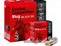 Geco Coated Competition Slug Black 26