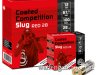 Geco Coated Competition Slug Red 28