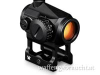 Vortex Crossfire Red Dot 2MOA neue Version