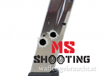 MecGar Magazin CZ 75 SP-01/Shadow 2 17+2 NICKEL