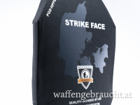 Protectiongroup Group Danmark LW Line Level 3+ extrem leichte Hard Armor Plate Multicurve Multihit