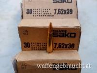 SAKO 7,62x39 123gr VM