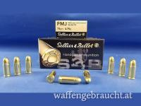 Sellier&Bellot 7,65mm Browning FMJ 73grs 4,75g