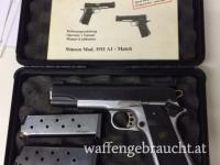Simson - Suhl 1911  A1- Match - 1 of  500