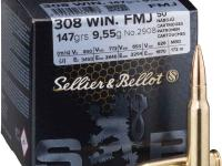 Sellier & Bellot .308Win 147gr FMJ 50 Stk.