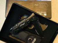 Messer Walther BLACK TAC
