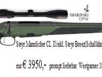 Steyr Mannl. CL SX m.Breezer Swarovski Z6i