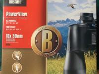 Fernglas Bushnell 10 x 50 Power View
