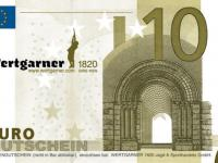 Gutschein € 10,--