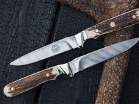 Puma Jagdmesser Damast Jubiläumsmesser